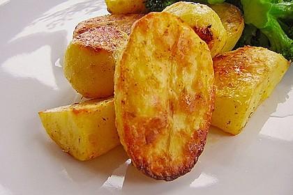 Backofenkartoffeln einfach und lecker 4
