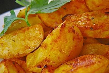 Backofenkartoffeln einfach und lecker 2