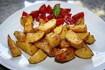 Backofenkartoffeln einfach und lecker 1