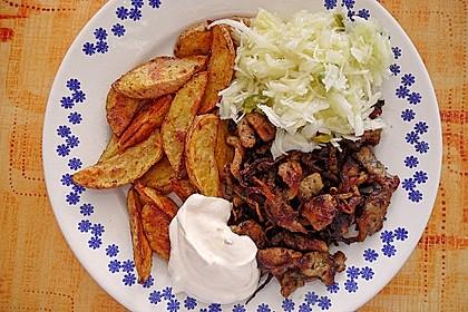 Backofenkartoffeln einfach und lecker 6
