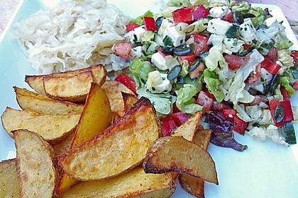 Backofenkartoffeln einfach und lecker 10