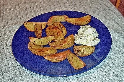 Backofenkartoffeln einfach und lecker 86