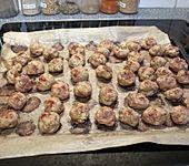 Fleischküchle / Frikadellen aus dem Backofen a la Mäusle (Bild)