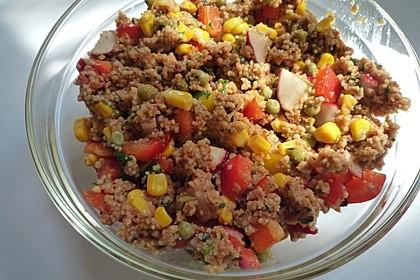 Ancillas orientalischer Couscous Salat 2