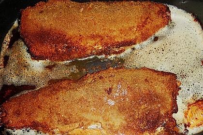 Forelle oder Lachsforelle aus dem Backofen 3