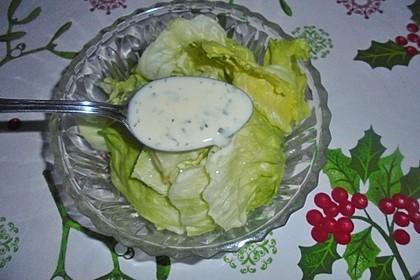 Buttermilch-Joghurt-Dressing (Bild)