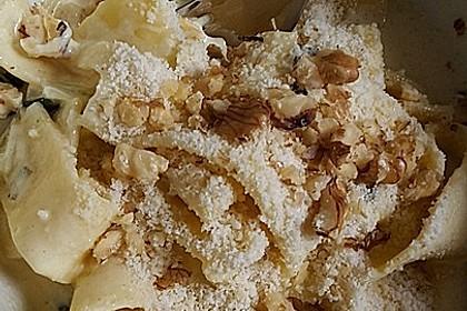 Linguine mit Kokos-Limetten Sauce 17