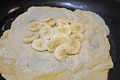 Bananenpfannkuchen 2