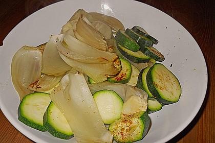 Fenchelgemüse aus dem Ofen (Bild)