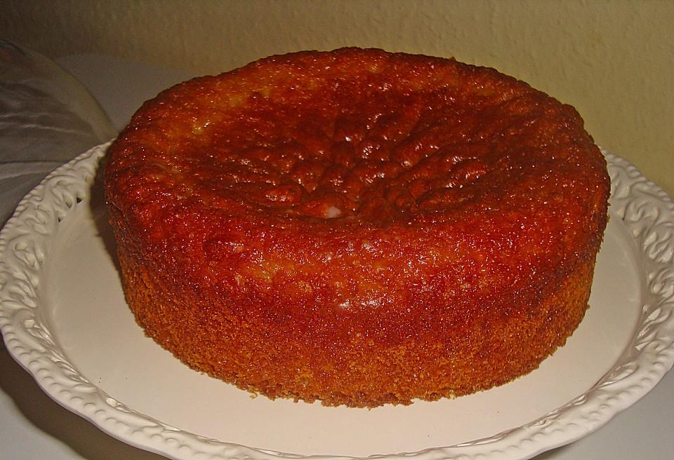Schneller Mini Zitronenkuchen Fur Die 18 Cm Springform Von Kluntche