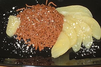 Maronenpudding