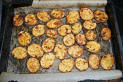 Backofenkartoffel BBQ-Style 10