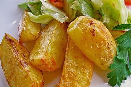 Backofenkartoffel BBQ-Style