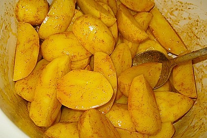 Backofenkartoffel BBQ-Style 13