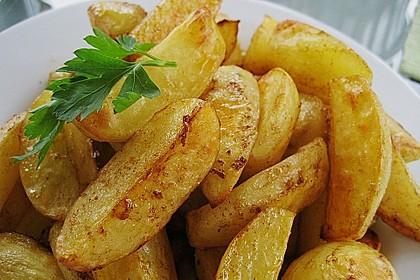 Backofenkartoffel BBQ-Style 1