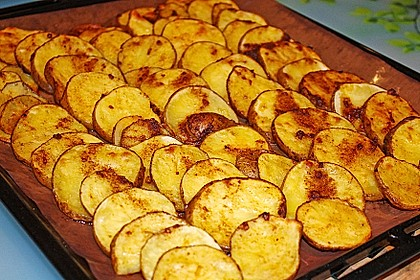 Backofenkartoffel BBQ-Style 9