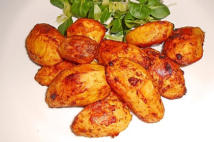 Backofenkartoffel BBQ-Style 5