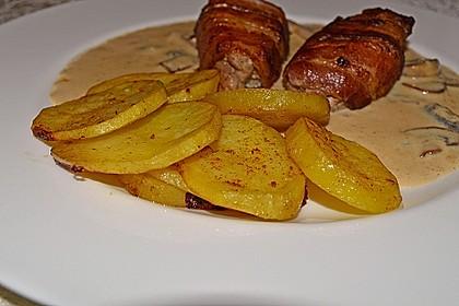 Backofenkartoffel BBQ-Style 4