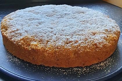 Karotten-Zitronen-Kuchen (Bild)
