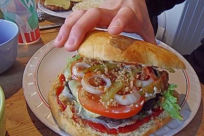 XXL-Hamburgerbrötchen 5