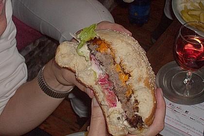 XXL-Hamburgerbrötchen 14