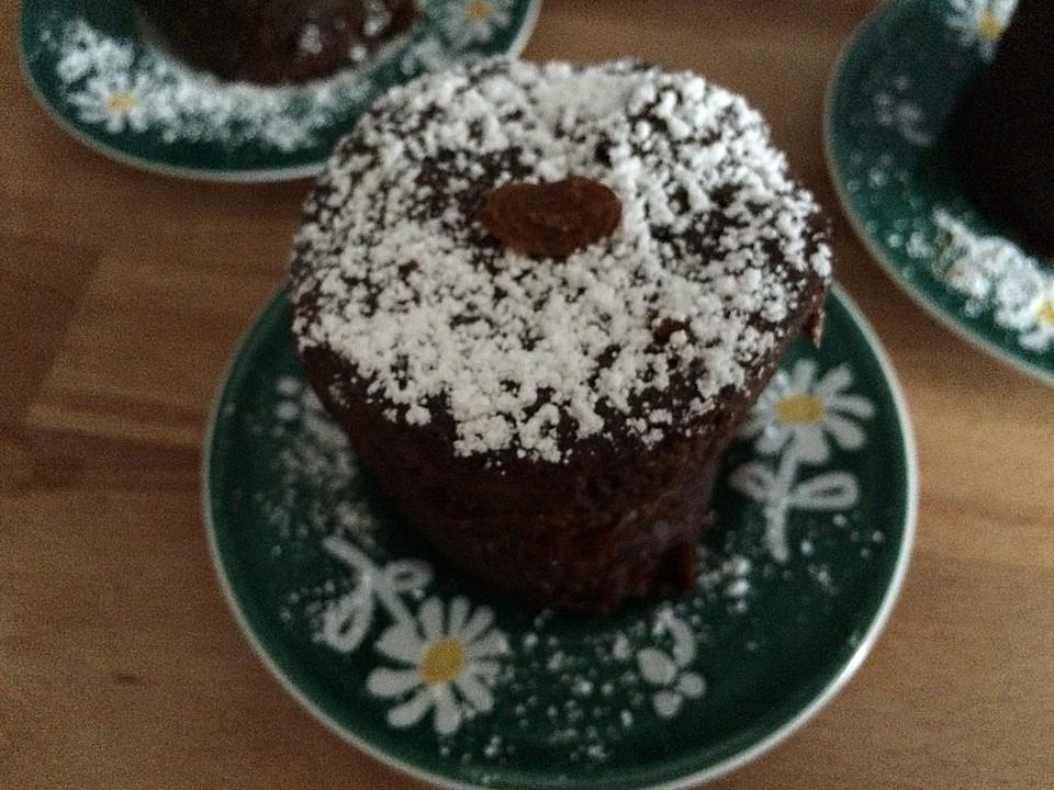 3 Minuten Mikrowellen Brownie Von Kattention Chefkoch De