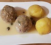 Vegetarische Königsberger Klopse (Bild)