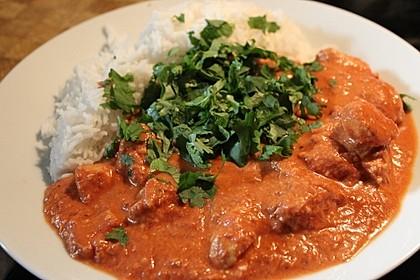 Chicken Makhani - indisches Butterhuhn 4