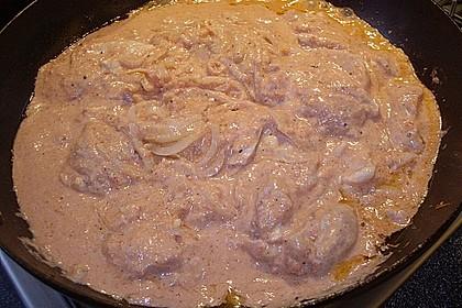 Chicken Makhani - indisches Butterhuhn 17
