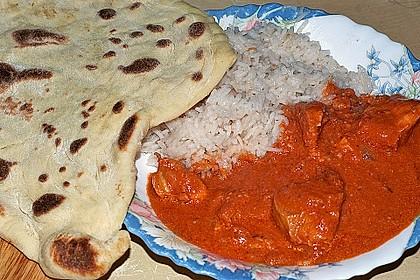Chicken Makhani - indisches Butterhuhn 6