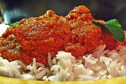 Chicken Makhani - indisches Butterhuhn 2