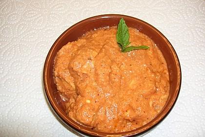 Chicken Makhani - indisches Butterhuhn 16