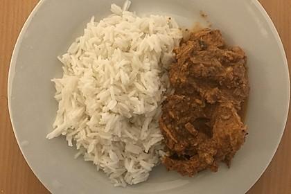 Chicken Makhani - indisches Butterhuhn 18