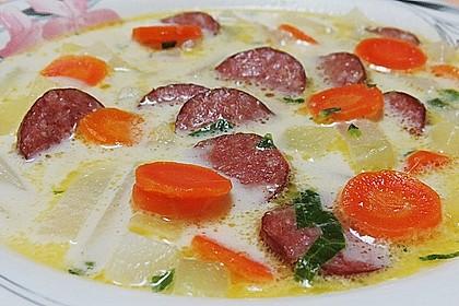 Kohlrabi-Suppentopf 21