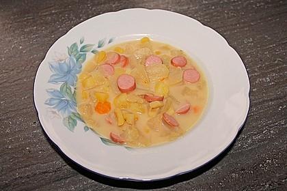 Kohlrabi-Suppentopf 25