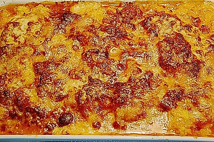 Albertos Polenta (pasticciata) alla bolognese 1