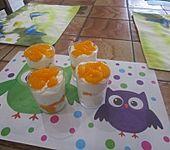 Mandarinenquark (Bild)