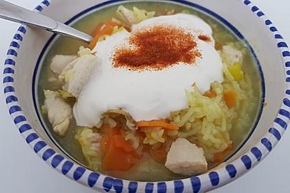 Curryreiseintopf mit Hähnchenbrustfilet 10