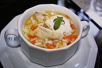 Curryreiseintopf mit Hähnchenbrustfilet 1