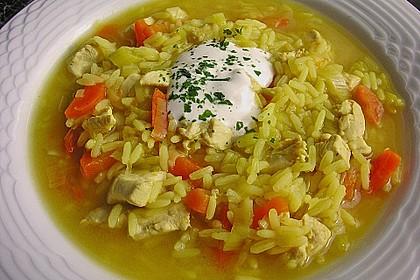 Curryreiseintopf mit Hähnchenbrustfilet 2