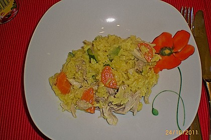 Curryreiseintopf mit Hähnchenbrustfilet 21
