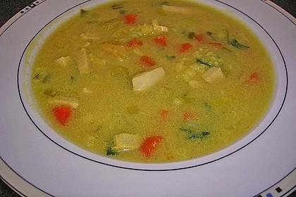 Curryreiseintopf mit Hähnchenbrustfilet 13