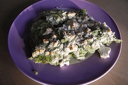 Zucchinikuchen ohne Boden 6