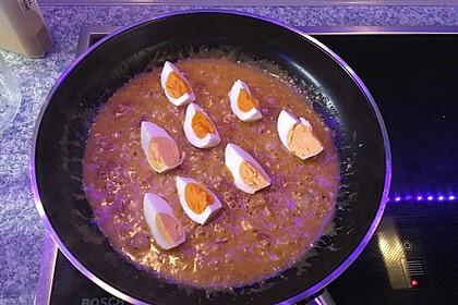 Eier in Schinken-Sahne Soße 28