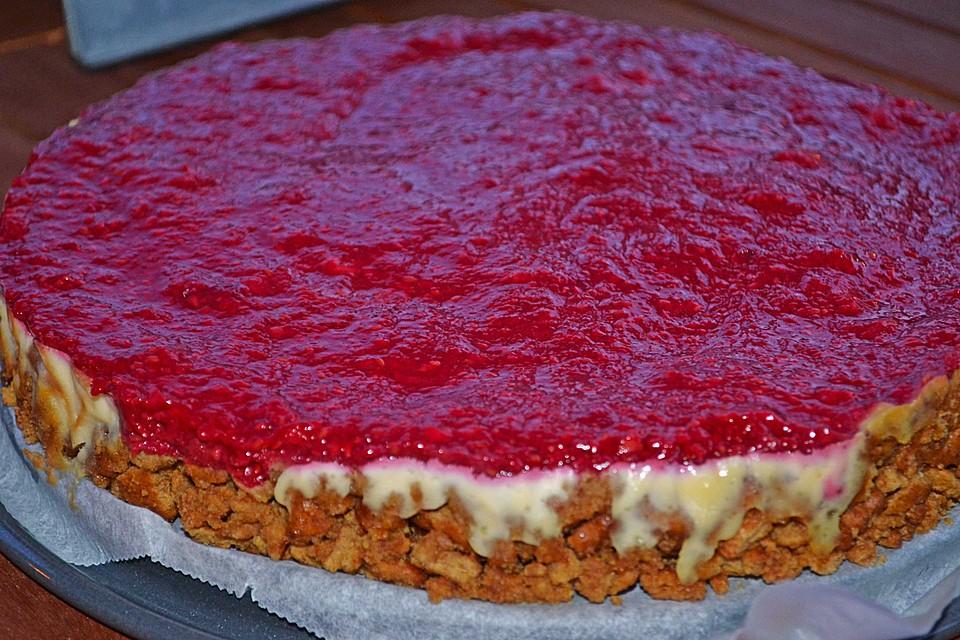 Erdbeer Himbeer Ricotta Torte Von Gourmetkathi Chefkoch De
