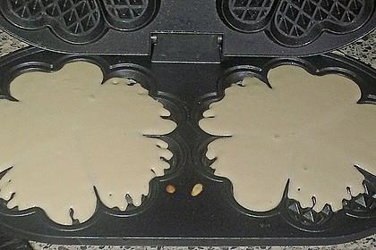 Buttermilch-Kefir Waffeln 1