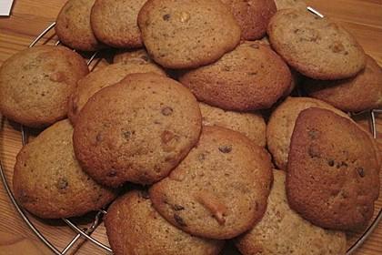 Bananen-Cookies (Bild)