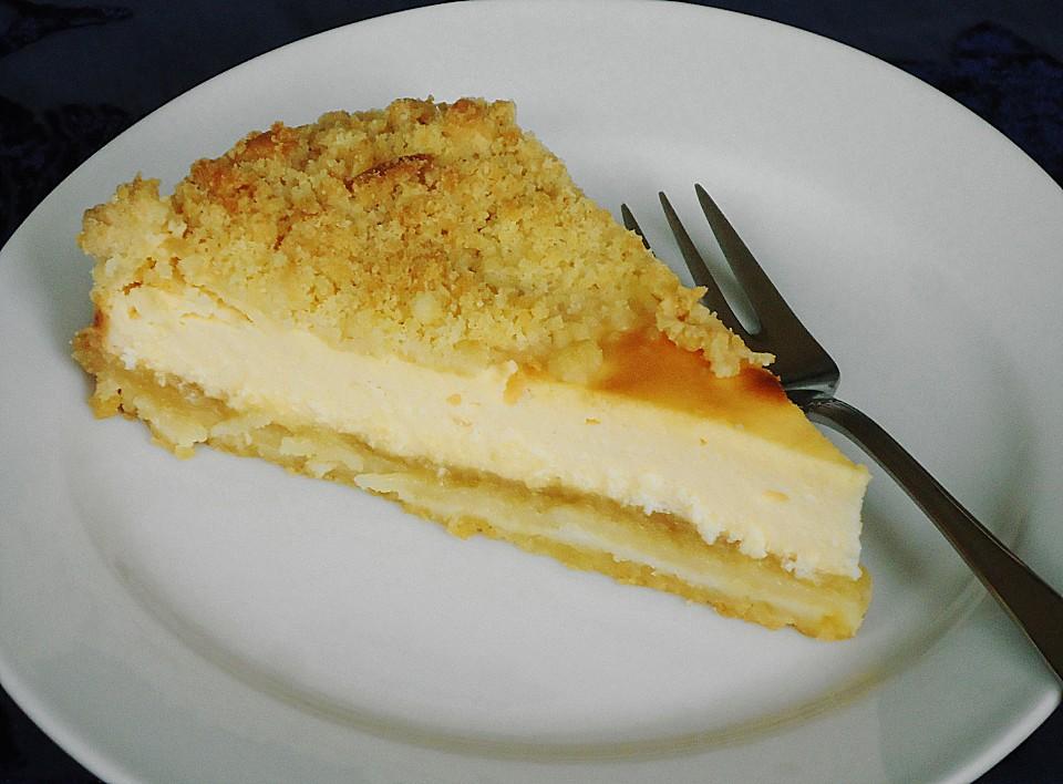 Apfel Quark Kuchen Von Maruz Chefkoch De