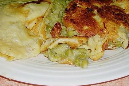 Andis Pfannkuchen-Calzone 1