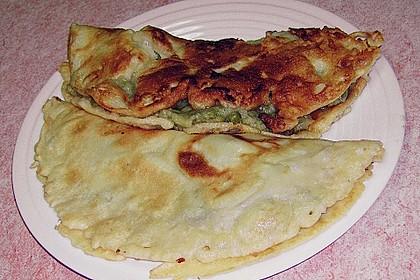 Andis Pfannkuchen-Calzone 2